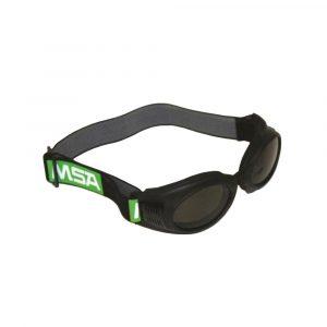 MSA FLEXIFOLD Goggle With Smoke Lens