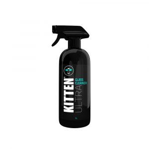 KITTEN Ultra Glass Cleaner – For Car Glass and Mirrors – 1 Litre
