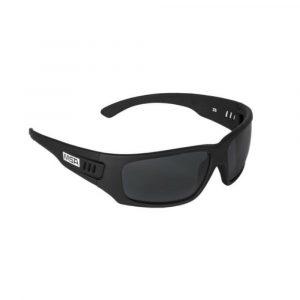 MSA Z5 Safety Glasses With Black Frames & Smoke Lenses