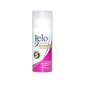 BELO Essentials Beauty Deodorant – Whitening Anti Perspirant Roll On – 40ml