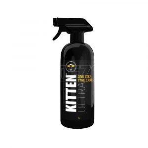 KITTEN Ultra One Step Car Tyre Cleaner – Protect and Shine – 1 Litre