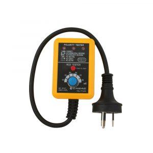 SLEGERS RCD Polarity & Socket Outlet Tester