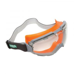 MSA CHEMPRO Goggle With Clear Scratch Resistant Anti-Fog Lens